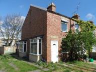3 bed End of Terrace property in York Terrace, Wisbech...