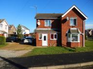 2 bed semi detached property to rent in Farrow Avenue, Holbeach...