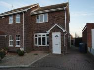 semi detached property in Peregrine Way...