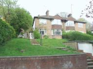 semi detached property in Downlands Road...