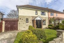 3 bed semi detached house in Leighton Gardens...
