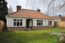33 Station Road Detached Bungalow for sale
