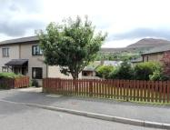 semi detached house for sale in Eildon View, Melrose...