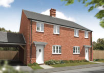 3 bed new home for sale in Off A507 Ampthill...