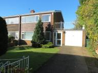semi detached house in Alston Road, Bessacarr...