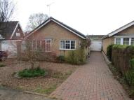Detached Bungalow for sale in Swannington Close...