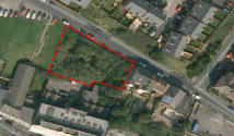 property for sale in LAND BEHIND DOLCLIFFE ROAD, Mexborough, S64