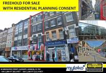 8 bed Terraced home for sale in Middlesex Street, London...