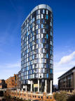 new Studio apartment in Blonk Street, Sheffield...