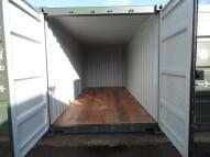Self Storage Container 3 Garage