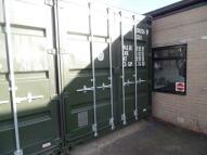 Garage in Self Storage Container 6