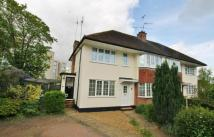 2 bed property in Castleview Road...