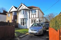 semi detached house in Manselfield Road, SA3