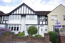 Terraced property in Haydon Road...