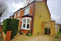 3 bedroom semi detached home in Villiers Road...
