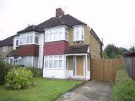 3 bedroom semi detached property for sale in Hampermill Lane, Oxhey...