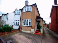 3 bedroom semi detached property for sale in Upper Paddock Road...