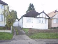 Brookdene Avenue Detached Bungalow for sale