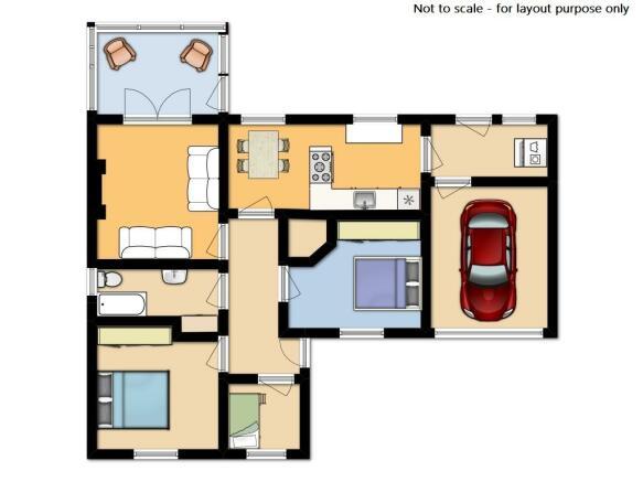 14 Riverside Gardens floor plan