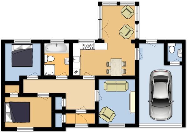 27 Preston Gardens floorplan