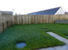 4 Mulloch View Rear Garden (Property Image)