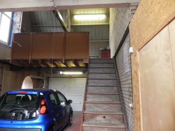 Car to upper storage (Property Image)