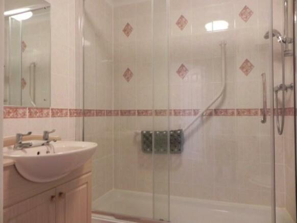 Shower room [property images]