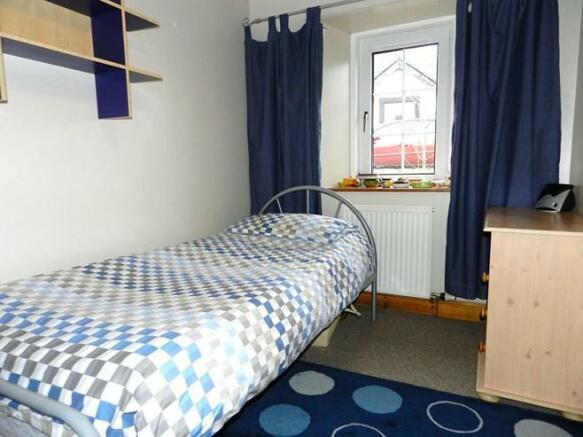 Riverside Cottage Bedroom 4 (Property Image)
