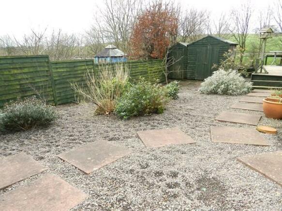 Riverside Cottage Rear Garden 1 (Property Image)