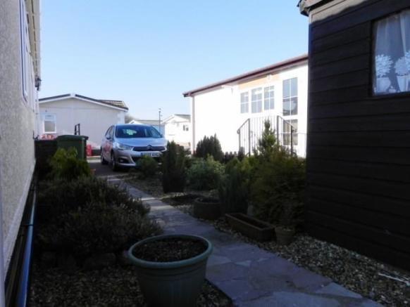 Parking and garden [property images]