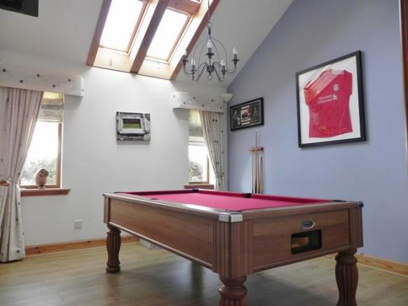 Snooker (Property Image)