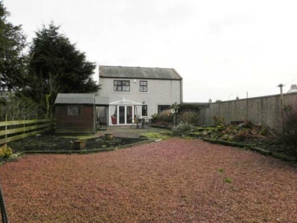Rear garden [property images]