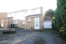 3 bedroom semi detached house to rent in Crundale Way...