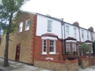 End of Terrace house in Magnolia Road, W4