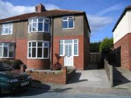 3 bed semi detached home in West Cliff Avenue...