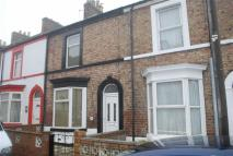 Terraced home to rent in Elgin Street, Whitby...