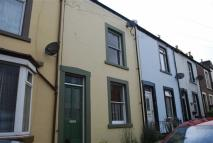 Terraced property in Grove Street, Whitby...