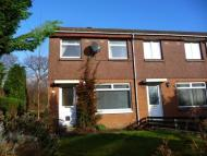 End of Terrace home in Glamis Gardens, Polmont...