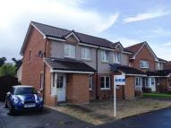 Terraced home to rent in Kennedy Way, Airth, FK2