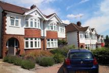 4 bedroom semi detached property to rent in North Road Avenue...