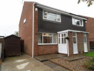 semi detached home to rent in Northwood Drive...