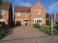 4 bed Detached home in Anson Road, Shepshed...