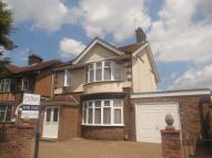 Detached house in Stockingstone Rd...
