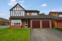 4 bedroom Detached house in Tameton Close, Wigmore...