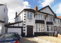 3 bedroom house in Stradbroke Grove...