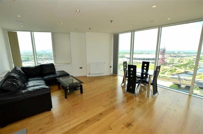 2 Bedroom Flat To Rent In Halo Tower Stratford London E15