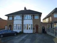3 bed semi detached home for sale in Wichnor Road, Solihull...