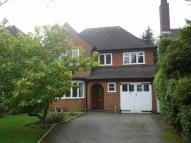 4 bed Detached house in Warwick Road, Solihull