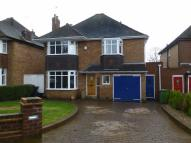 Detached property in Sherwood Close, Solihull...