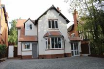 Detached home in Kineton Green Road...